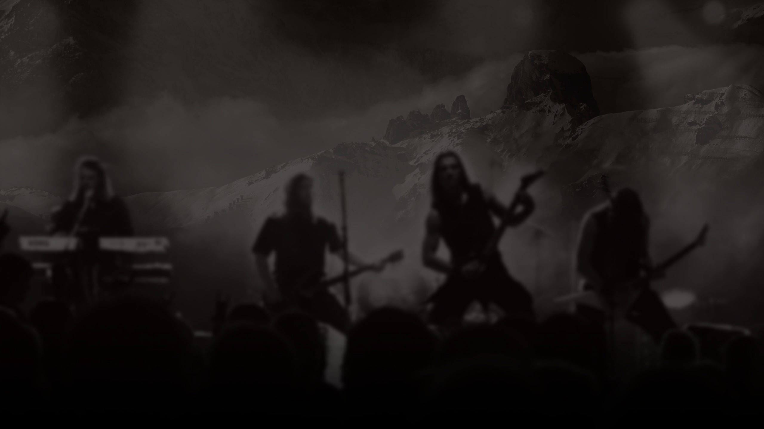 - Melodic Metal Band
